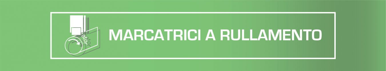 BANNER MARCATRICI A RULLAME