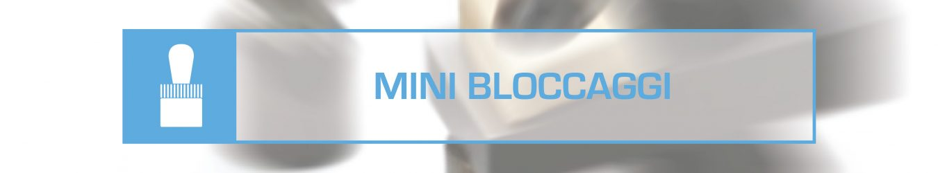 BANNER MINI BLOCCAGGI