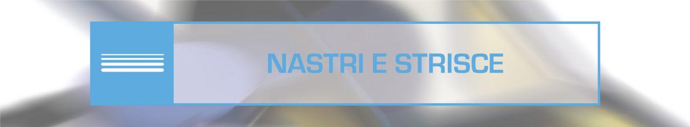 BANNER NASTRI E STRISCE