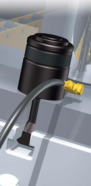 bloccaggio idraulico